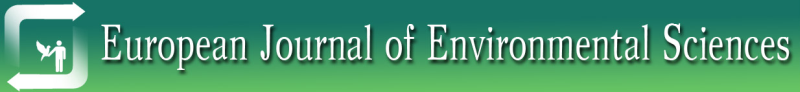 European Journal of Environmental Sciences